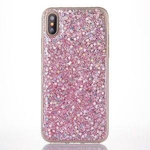 NEW iPhone 7+/8+Glitter Sequin Case